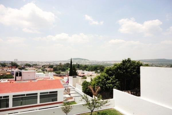 Foto de casa en venta en  , juriquilla, querétaro, querétaro, 14034064 No. 19