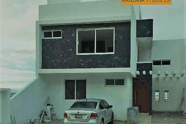 Foto de casa en venta en  , juriquilla, querétaro, querétaro, 14034080 No. 01