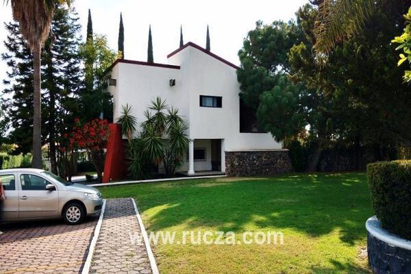 Foto de casa en renta en  , juriquilla, querétaro, querétaro, 14034088 No. 01