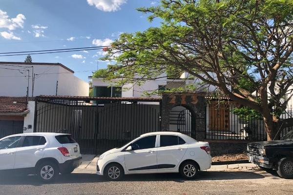 Foto de casa en renta en  , juriquilla, querétaro, querétaro, 14034100 No. 01