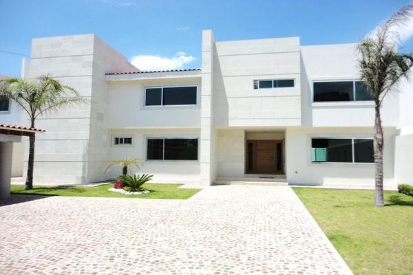 Foto de casa en renta en  , juriquilla, querétaro, querétaro, 14034116 No. 01