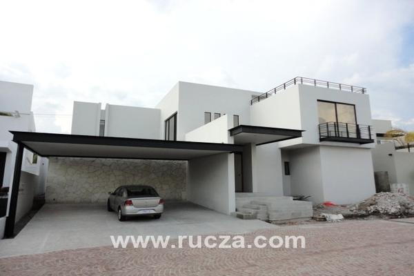 Foto de casa en venta en  , juriquilla, querétaro, querétaro, 14034128 No. 01
