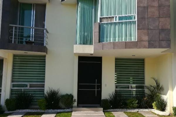 Foto de casa en venta en  , juriquilla, querétaro, querétaro, 14034835 No. 01