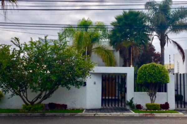 Foto de casa en venta en  , juriquilla, querétaro, querétaro, 14034855 No. 01