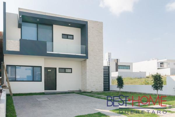 Foto de casa en venta en  , juriquilla, querétaro, querétaro, 14035629 No. 01