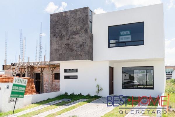 Foto de casa en venta en  , juriquilla, querétaro, querétaro, 14035641 No. 01