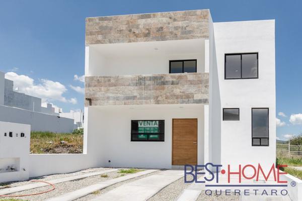 Foto de casa en venta en  , juriquilla, querétaro, querétaro, 14035649 No. 01