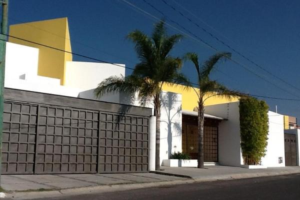 Foto de casa en venta en  , juriquilla, querétaro, querétaro, 2676977 No. 01