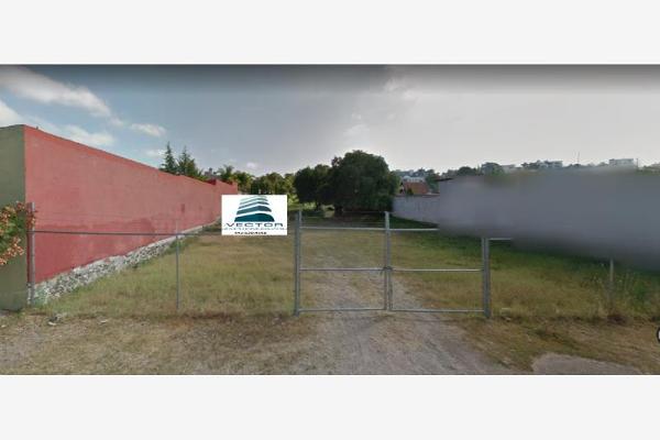 Foto de terreno habitacional en venta en  , juriquilla, querétaro, querétaro, 4653912 No. 01