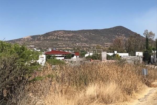 Foto de terreno habitacional en venta en  , juriquilla, querétaro, querétaro, 5400506 No. 06