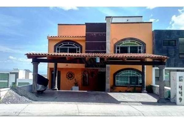 Foto de casa en renta en  , balcones de juriquilla, querétaro, querétaro, 5955145 No. 01