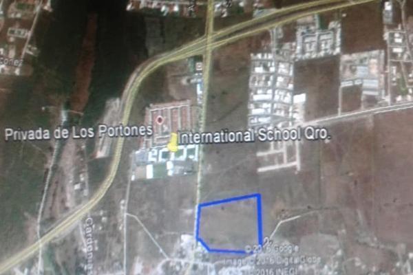 Foto de terreno habitacional en venta en  , juriquilla, querétaro, querétaro, 6150347 No. 01