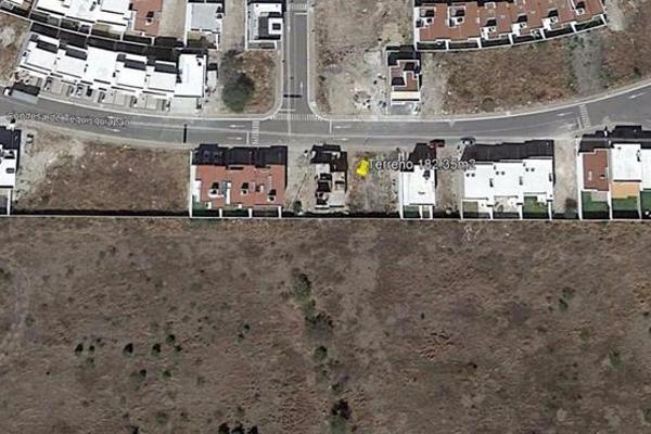 Foto de terreno habitacional en venta en  , juriquilla, querétaro, querétaro, 7874202 No. 01