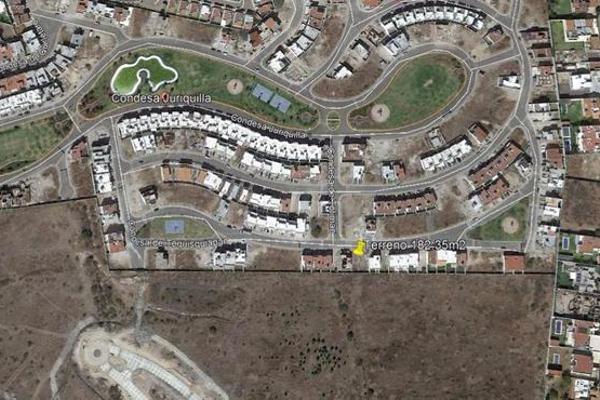 Foto de terreno habitacional en venta en  , juriquilla, querétaro, querétaro, 7874202 No. 02