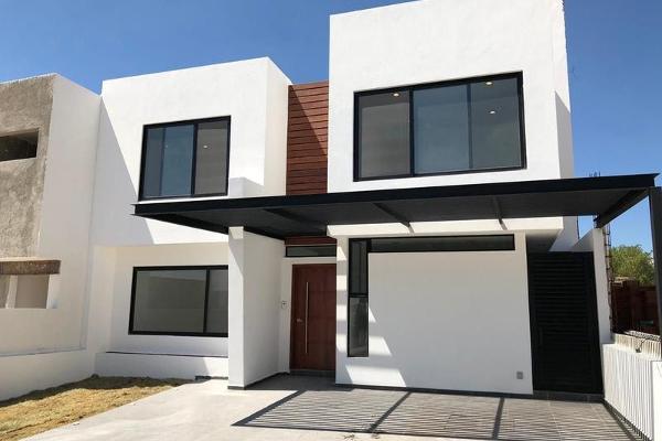 Foto de casa en venta en  , juriquilla, querétaro, querétaro, 8023476 No. 01