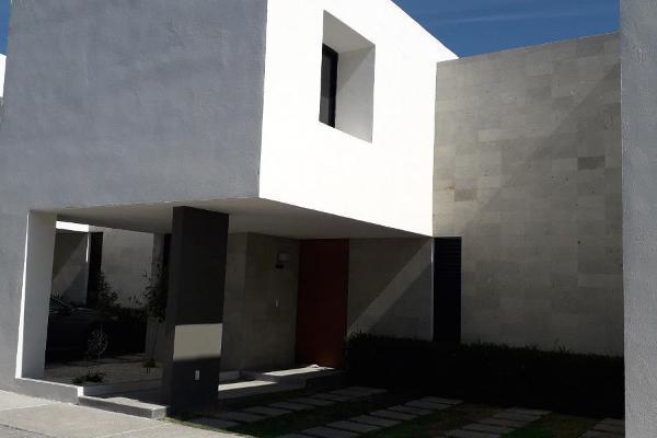 Foto de casa en renta en  , juriquilla santa fe, querétaro, querétaro, 14035088 No. 01
