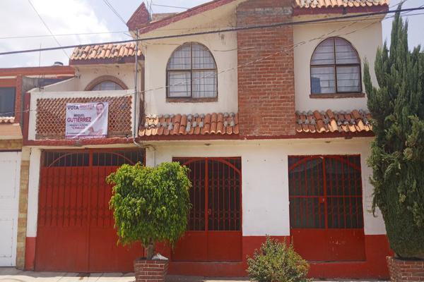 Foto de casa en venta en justicia social manzana 32lote 34, emiliano zapata, chalco, méxico, 0 No. 01