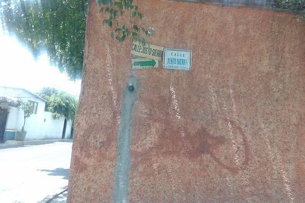 Foto de terreno habitacional en venta en justo sierra , calacoaya, atizapán de zaragoza, méxico, 5644499 No. 01