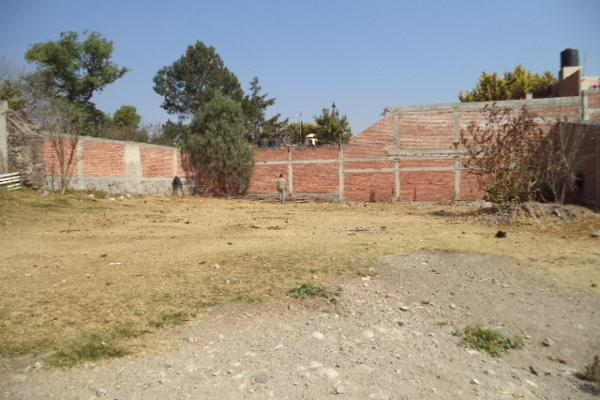 Foto de terreno habitacional en venta en juventino rosas s/n , tlacateco, tepotzotlán, méxico, 4634944 No. 02