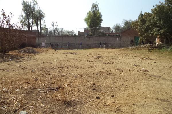 Foto de terreno habitacional en venta en juventino rosas s/n , tlacateco, tepotzotlán, méxico, 4634944 No. 06