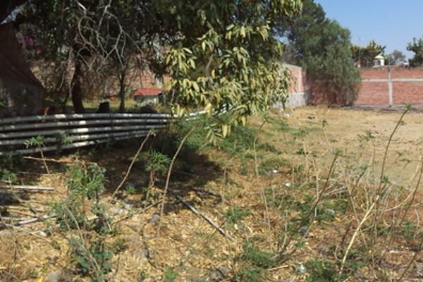 Foto de terreno habitacional en venta en juventino rosas s/n , tlacateco, tepotzotlán, méxico, 4634944 No. 09