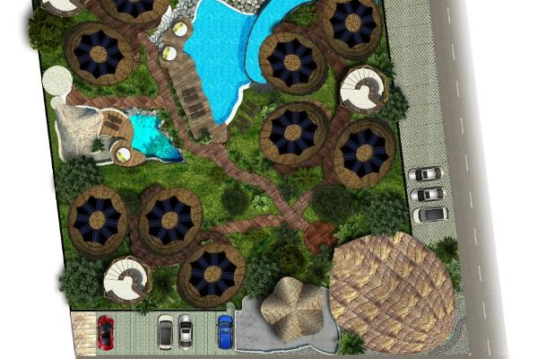 Foto de departamento en venta en kan tulum region 15 manzana 96 kan tulum region 15 manzana 96 , villas tulum, tulum, quintana roo, 5934281 No. 05