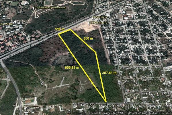 Foto de terreno habitacional en venta en  , kanasin, kanasín, yucatán, 13348690 No. 01