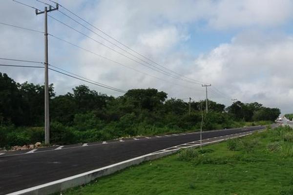 Foto de terreno habitacional en venta en  , kanasin, kanasín, yucatán, 13348690 No. 02