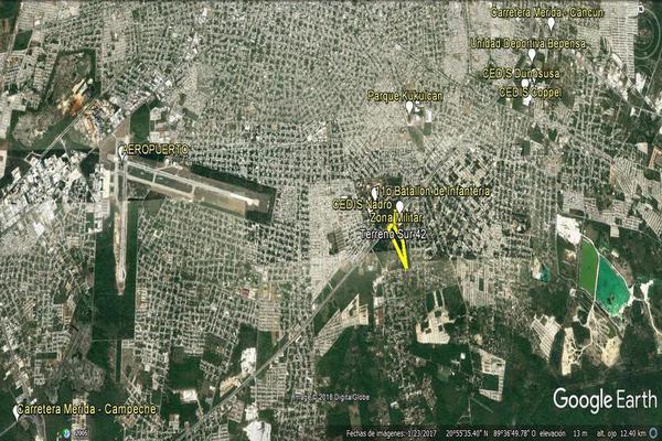 Foto de terreno habitacional en venta en  , kanasin, kanasín, yucatán, 0 No. 07