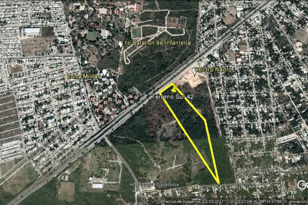 Foto de terreno habitacional en venta en  , kanasin, kanasín, yucatán, 13348690 No. 09