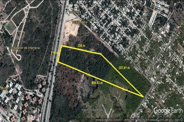Foto de terreno habitacional en venta en  , kanasin, kanasín, yucatán, 0 No. 10