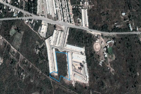 Foto de terreno habitacional en venta en  , kanasin, kanasín, yucatán, 19249453 No. 01