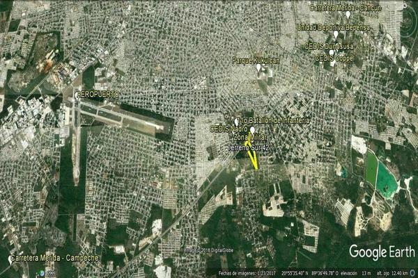 Foto de terreno habitacional en venta en  , kanasin, kanasín, yucatán, 0 No. 05