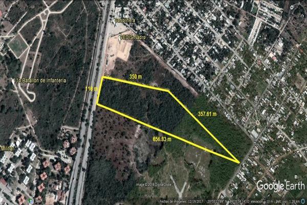 Foto de terreno habitacional en venta en  , kanasin, kanasín, yucatán, 0 No. 02
