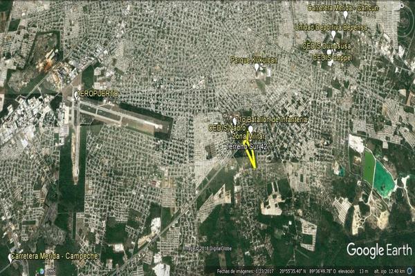 Foto de terreno habitacional en venta en  , kanasin, kanasín, yucatán, 0 No. 03