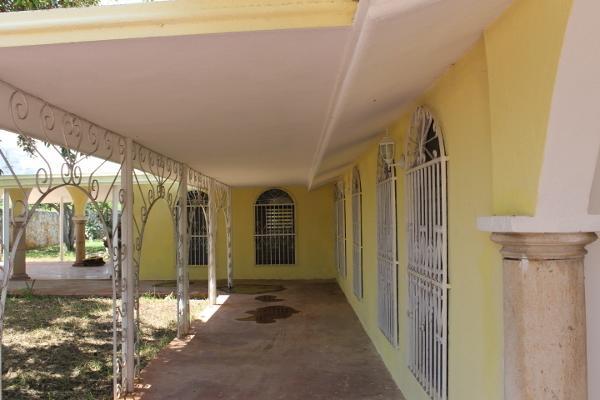 Foto de rancho en venta en  , kanasin, kanasín, yucatán, 3085078 No. 19