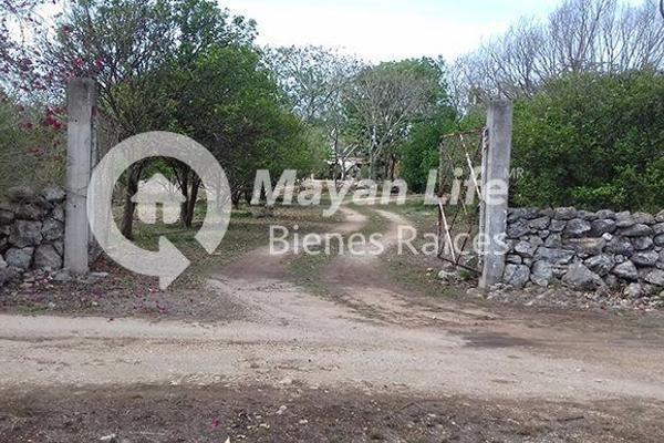 Foto de terreno habitacional en venta en  , tixkokob, tixkokob, yucatán, 3427921 No. 01