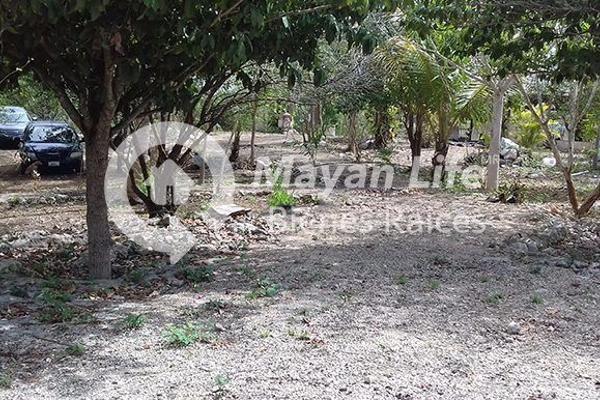 Foto de terreno habitacional en venta en  , tixkokob, tixkokob, yucatán, 3427921 No. 02