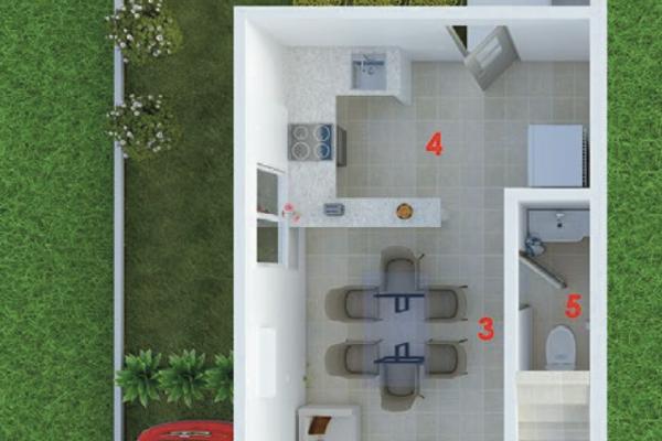 Foto de casa en venta en  , kanasin, kanasín, yucatán, 6138934 No. 05