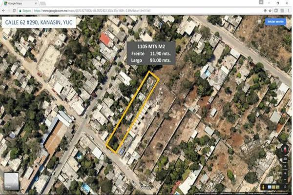 Foto de terreno habitacional en venta en  , kanasin, kanasín, yucatán, 7888040 No. 01