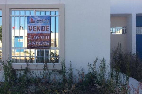 Foto de casa en venta en  , kanasin, kanasín, yucatán, 8068567 No. 01