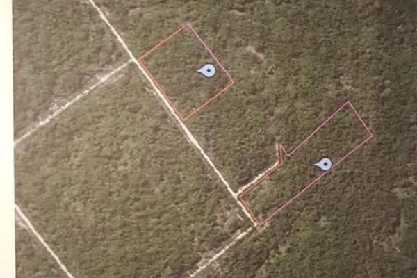 Foto de terreno habitacional en venta en  , kiktel, mérida, yucatán, 14028380 No. 01