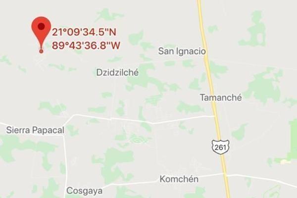 Foto de terreno habitacional en venta en  , kiktel, mérida, yucatán, 14028380 No. 04