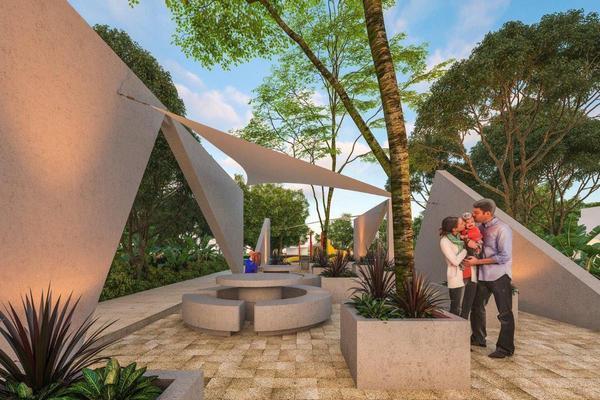 Foto de terreno habitacional en venta en  , kiktel, mérida, yucatán, 8835269 No. 05