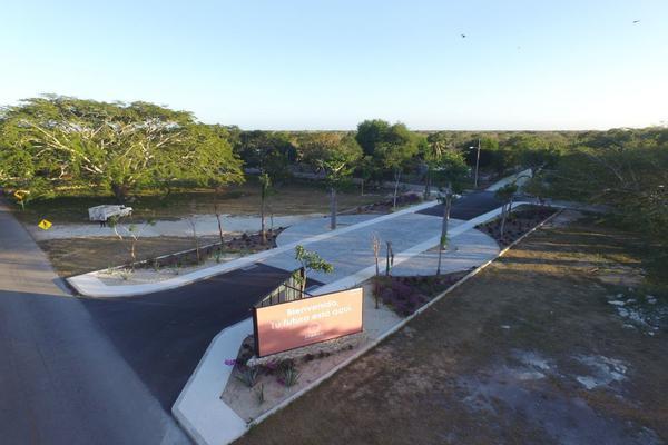 Foto de terreno habitacional en venta en  , kiktel, mérida, yucatán, 8835269 No. 15