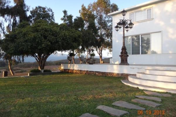 Foto de rancho en venta en kilometro 112 rumbo a ojos negros, ojos negros, ensenada, baja california, 5376185 No. 08
