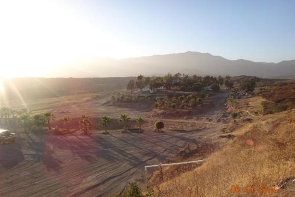 Foto de rancho en venta en kilometro 112 rumbo a ojos negros, ojos negros, ensenada, baja california, 5376185 No. 18