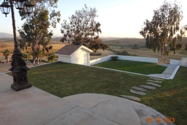 Foto de rancho en venta en kilometro 112 rumbo a ojos negros, ojos negros, ensenada, baja california, 5376185 No. 21