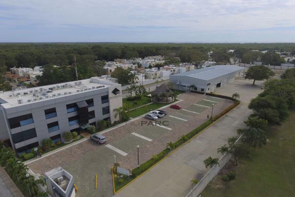 Foto de nave industrial en venta en kilometro 11.3 carretera carmen – puerto real , fénix, carmen, campeche, 14563091 No. 01