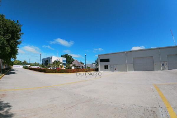 Foto de nave industrial en venta en kilometro 11.3 carretera carmen – puerto real , fénix, carmen, campeche, 14563091 No. 22